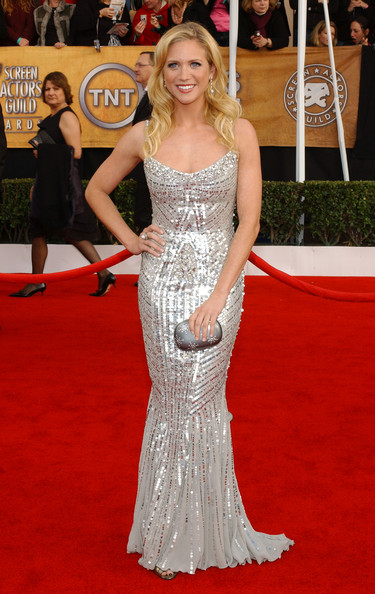 Brittany Snow at the 2008 SAG Awards