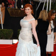 Christina Hendricks at the 2008 SAG Awards