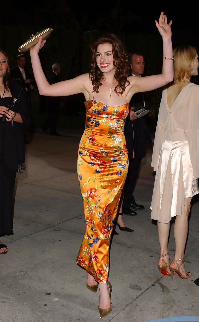 Vanity Fair Oscar Party. Mortons, West Hollywood, CA.February 29, 2004.