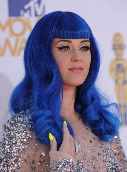 Katy Perry's Most Memorable Hair Moments