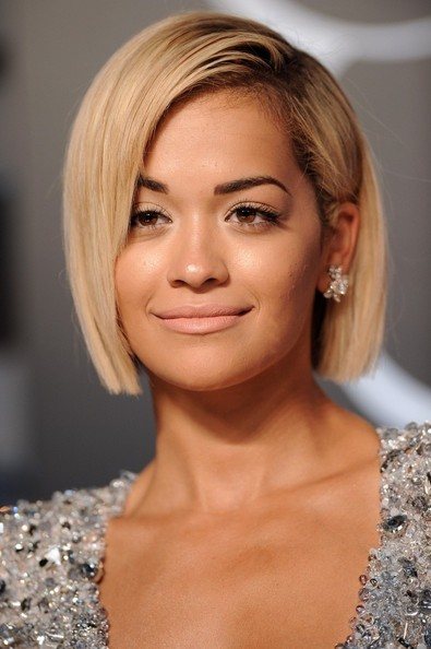 More Pics of Rita Ora Bob (1 of 11) - Rita Ora Lookbook - StyleBistro
