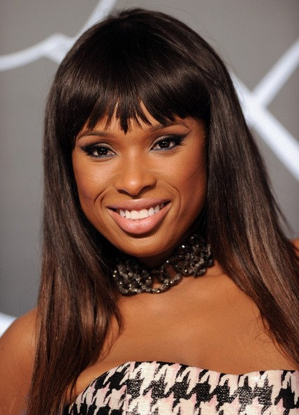 More Pics of Jennifer Hudson Nude Lipstick (1 of 16) - Jennifer Hudson Lookbook - StyleBistro