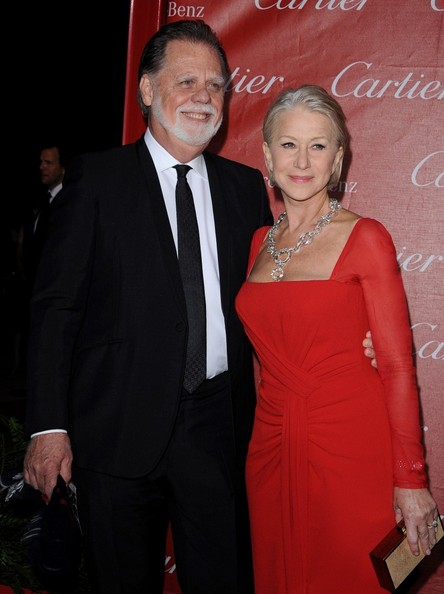 More Pics of Helen Mirren Evening Dress (1 of 16) - Helen Mirren Lookbook - StyleBistro