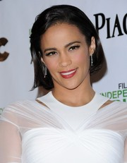 Paula Patton kept it classic with this bob at the 2014 Film Independent Spirit Awards.