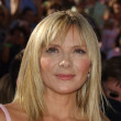 Hairstyles For Women With Fine Hair: Kim Cattrall's Layered Cut With Bangs