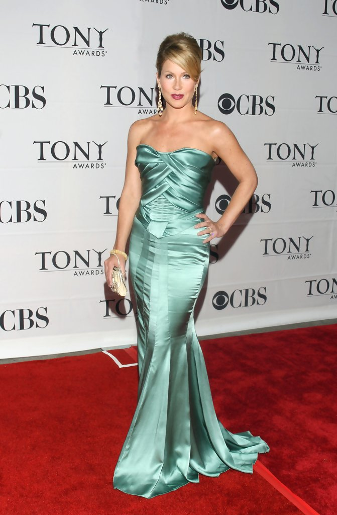 Christina Applegate 2007 The Most Stunning Tony Awards