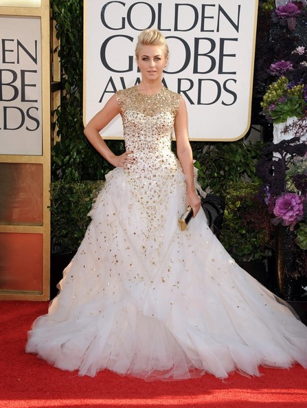 More Pics of Julianne Hough Evening Dress (1 of 11) - Julianne Hough Lookbook - StyleBistro