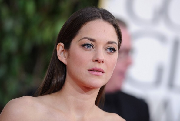 More Pics of Marion Cotillard Strapless Dress (4 of 12) - Marion Cotillard Lookbook - StyleBistro