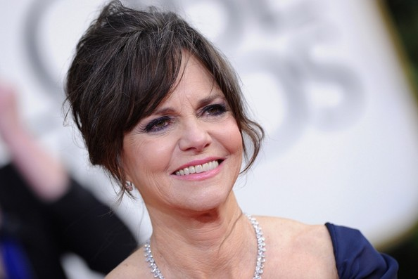 More Pics of Sally Field Off-the-Shoulder Dress (1 of 7) - Off-the-Shoulder Dress Lookbook - StyleBistro