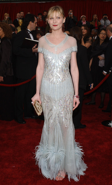 Kirsten Dunst in Chanel Haute Couture
