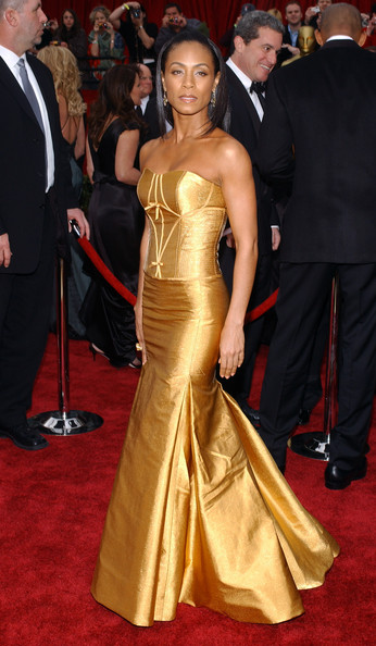 Jada Pinkett Smith in Carolina Herrera
