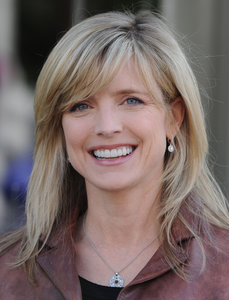 More Pics of Courtney Thorne-Smith Medium Straight Cut with Bangs (1 of 12) - Courtney Thorne-Smith Lookbook - StyleBistro