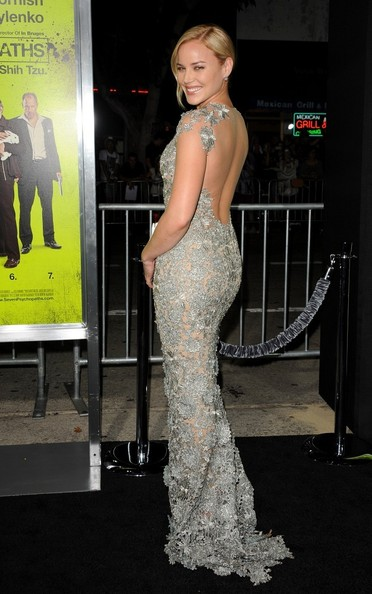 Abbie Cornish Evening Dress