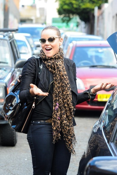 More Pics of Abbie Cornish Mid-Calf Boots (9 of 15) - Abbie Cornish Lookbook - StyleBistro
