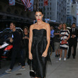 Adriana Lima at the 4th Annual Fashion Media Awards