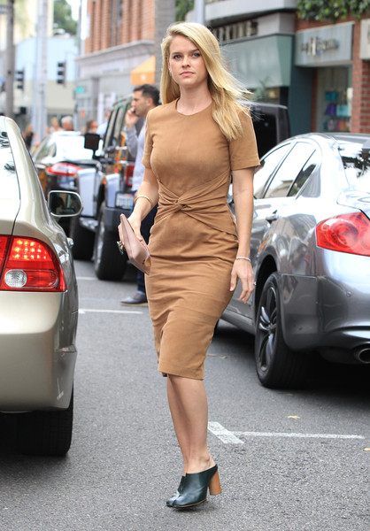 Alice Eve Clogs