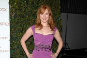 Alicia Witt Platform Pumps