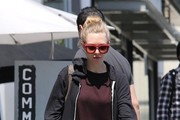 Amanda Seyfried Sports Pants