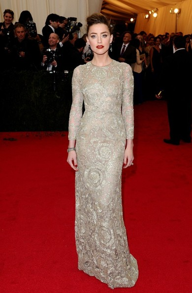 Red Carpet Arrivals at the Met Gala — Part 2