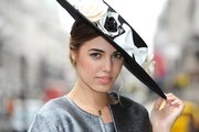 Amber Le Bon Decorative Hat