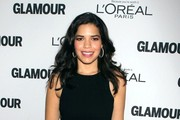 America Ferrera Little Black Dress