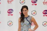 Ana Ivanovic Print Dress