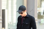 Andrew Garfield Fitted Jacket