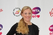 Angelique Kerber Little Black Dress