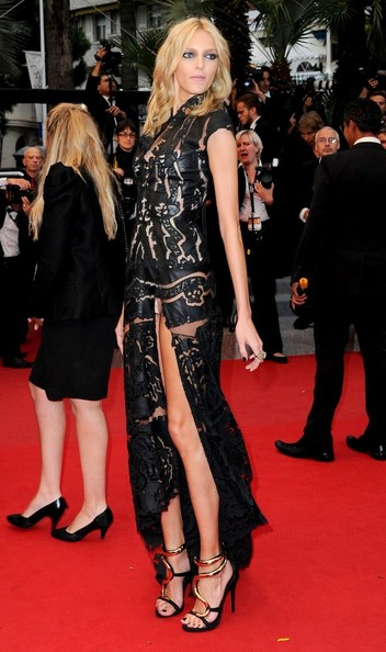 Anja Rubik Evening Sandals