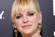 Anna Faris Dangle Decorative Earrings