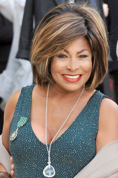 More Pics of Tina Turner Bouffant (1 of 4) - Tina Turner Lookbook - StyleBistro
