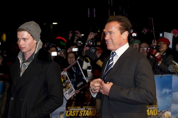 'The Last Stand' Premieres in the UK