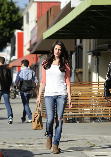 Ashley Greene Lunches in Hollywood 2