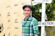 Balthazar Getty Button Down Shirt