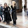 Bar Refaeli Goes Shopping in Milan - Photos