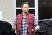 Ben Affleck Button Down Shirt