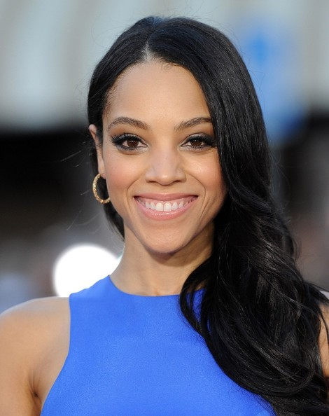 Bianca Lawson Side Sweep