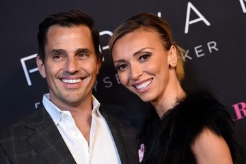 Bill Rancic Giuliana Rancic The Pink Party 2014