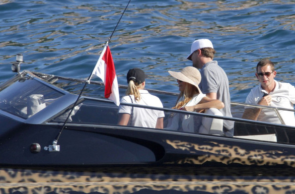 Leonardo DiCaprio and Blake Lively Out and About