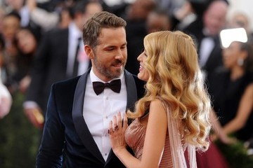 Blake Lively Ryan Reynolds Red Carpet Arrivals at the Met Gala — Part 2