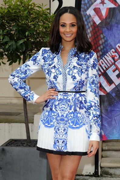 More Pics of Alesha Dixon Mid-Length Bob (1 of 38) - Mid-Length Bob Lookbook - StyleBistro