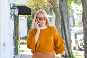 Busy Philipps Chain Strap Bag