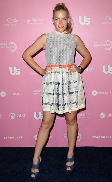 Busy Philipps Cocktail Dress