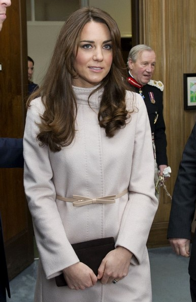 More Pics of Kate Middleton Leather Clutch (3 of 25) - Kate Middleton Lookbook - StyleBistro