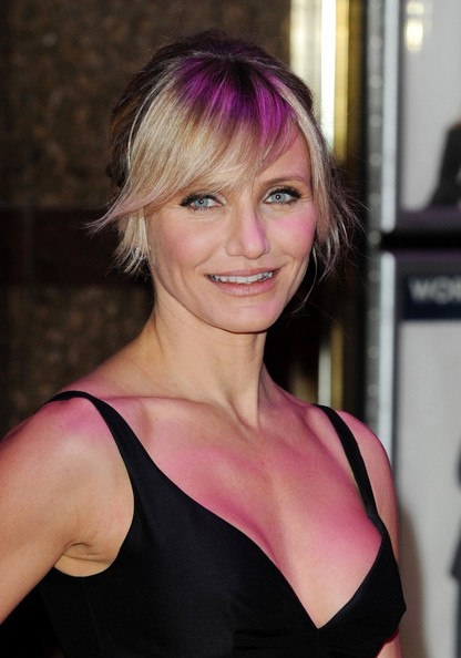 Cameron Diaz Hair