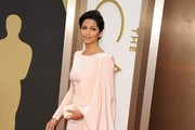 Camila Alves Evening Dress