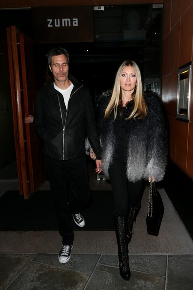More Pics of Caprice Bourret Fur Coat (5 of 23) - Caprice Bourret Lookbook - StyleBistro