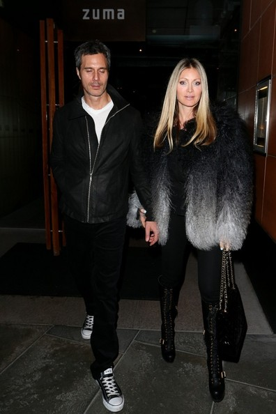 More Pics of Caprice Bourret Fur Coat (3 of 23) - Caprice Bourret Lookbook - StyleBistro