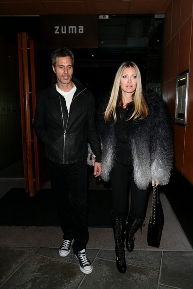 More Pics of Caprice Bourret Fur Coat (4 of 23) - Caprice Bourret Lookbook - StyleBistro