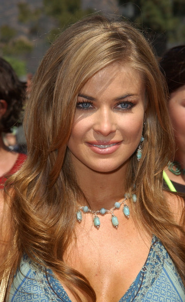 Carmen Electra Layered Gemstone Necklace